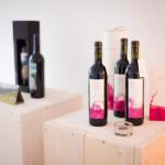 Blauer Abend Wein Vino
