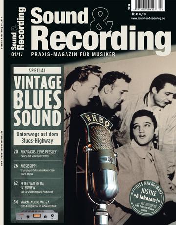 Sound and Recording Ausgabe Januar 2017