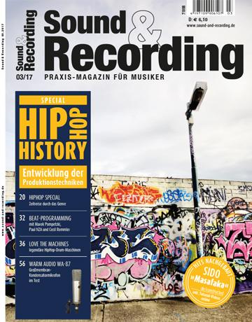 Sound and Recording Ausgabe März 2017