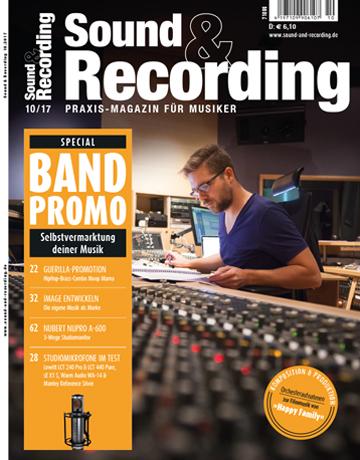 Sound and Recording Ausgabe Oktober 2017