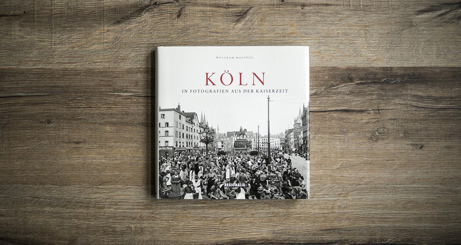 Köln in Fotografien Cover