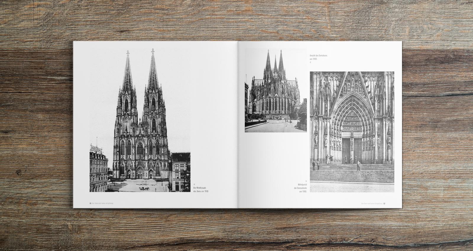 Köln in Fotografien geöffnet