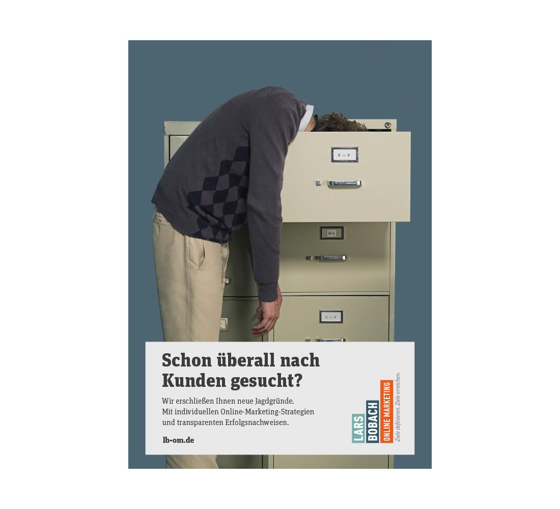 Lars Bobach Online Marketing Anzeige