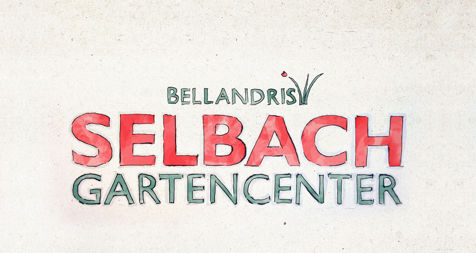Gartencenter Selbach Header Logo