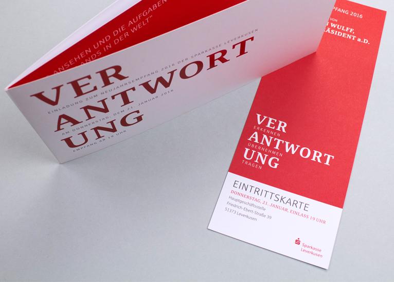 Sparkasse Leverkusen Mailing
