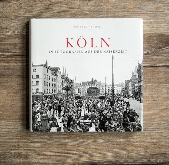 Koeln Buch Köln in Fotografien