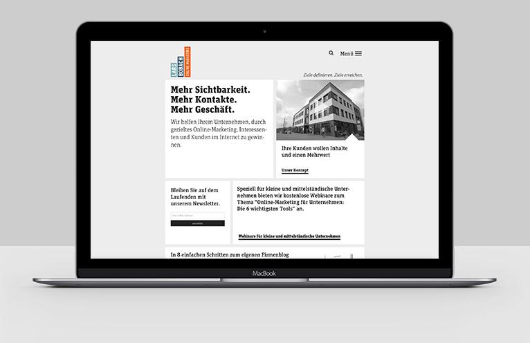 Lars Bobach Website