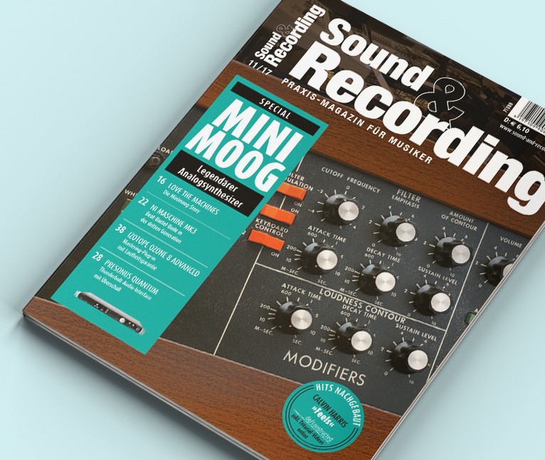 Sound and Recording Magazin