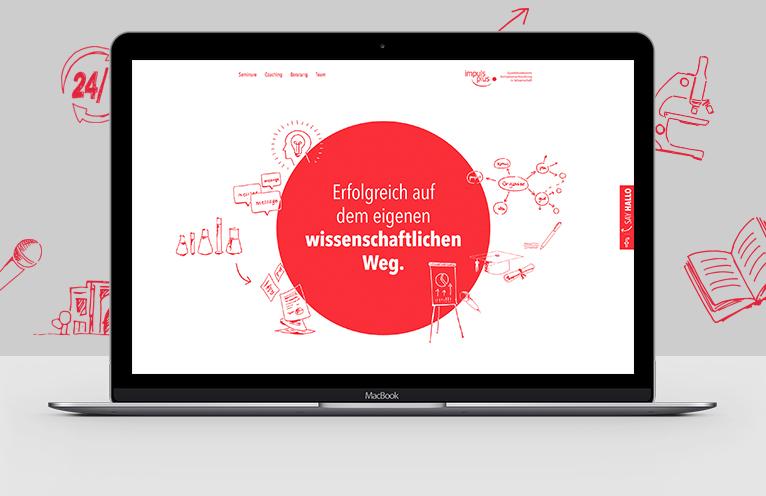 impulsplus Website